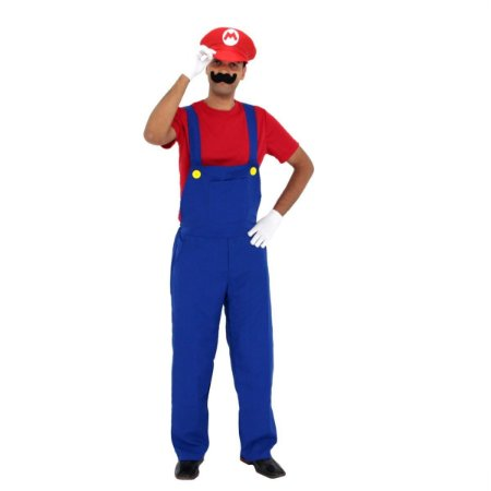 Turma do Mario para aluguel