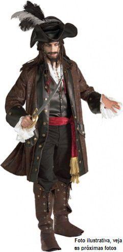 Jack Sparrow Luxo pirata para alugar