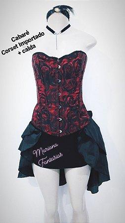 Cabaré Importada - Moulin Rouge