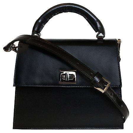Mini Meghan Bag Preto