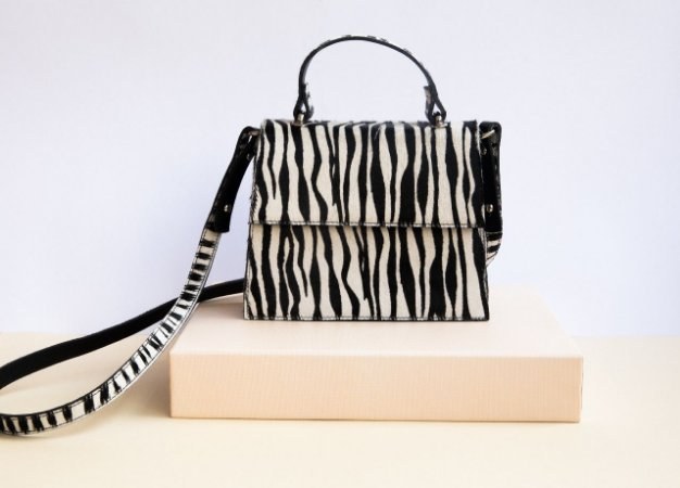 Mini Meghan Zebra