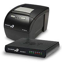 Kit SAT Bematech RB2000 + Impressora de Cupom Bematech MP 4200