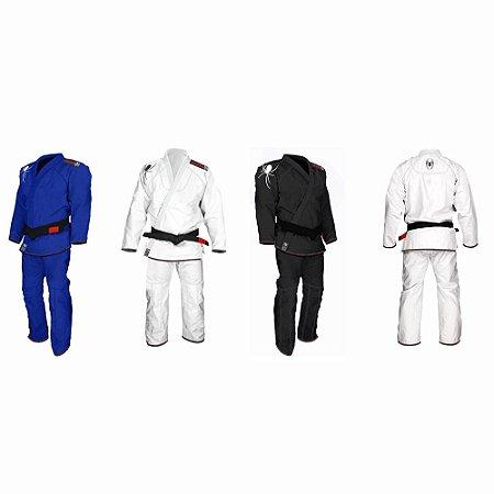 Kimono Jiu-Jitsu Trançado TOP Tarântula Adulto Marca Aranha