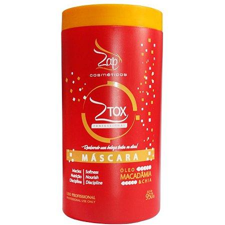 Ztox Zap Cosméticos 950g