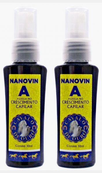 2 Nanovim A Cavalo De Ouro Crescimento Acelerado