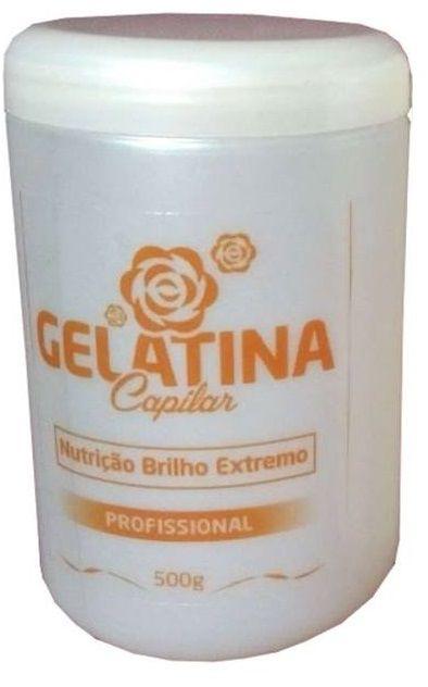 Gelatina Capilar Bella Gold Cosmeticos