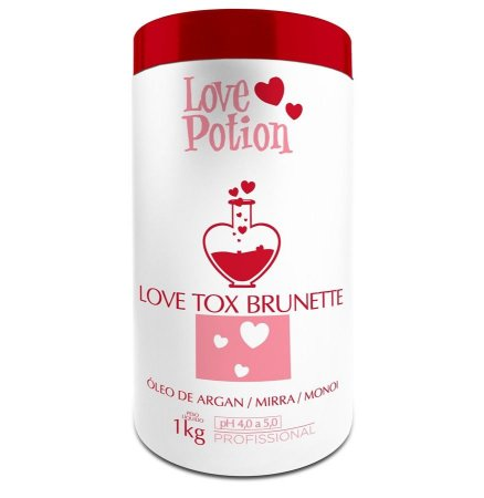 Botox Capilar Love Potion