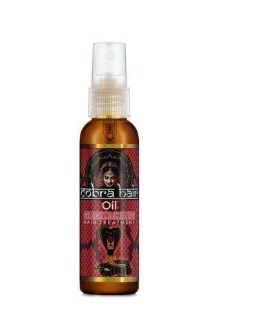 Cobra Hair òleo De Crescimento Capilar 60Ml Nanovin a