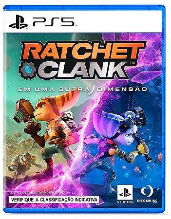 Ratchet & Clank: Em Uma Outra Dimensão - PlayStation 5