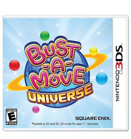 Bust A Move Universe - Nintendo 3DS