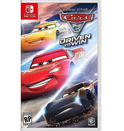 Carros 3: Correndo Para Vencer - Nintendo Switch