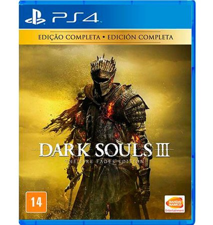 Dark Souls III the Fire Fades Edition - PlayStation 4