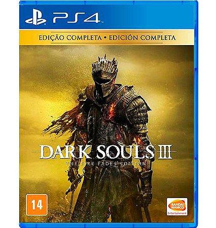 Dark Souls III the Fire Fades Edition - PlayStation 4