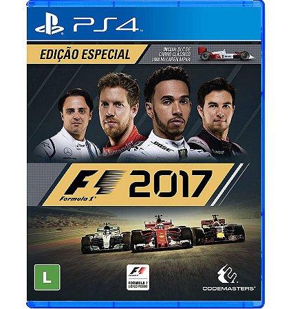 Formula 1 2017 - PlayStation 4