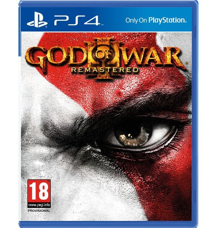 God of War III - PlayStation 4