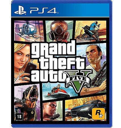 GTA V - PlayStation 4
