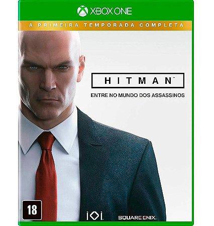Hitman - A Primeira Temporada Completa - Xbox One
