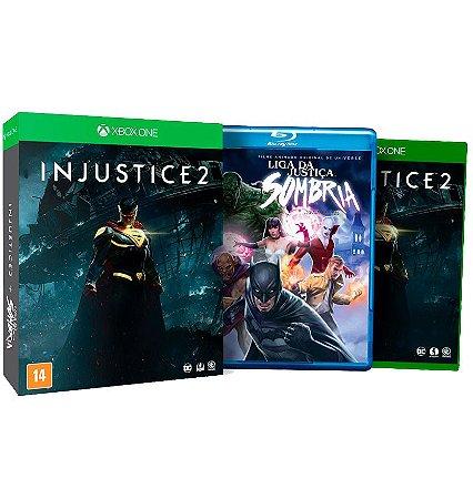 Injustice 2 Edição Limitada - Xbox One