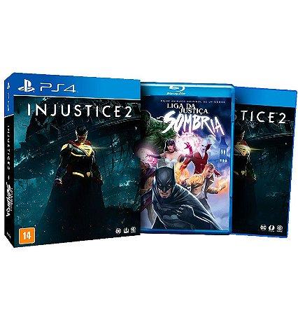 Injustice 2 Edição Limitada - Playstation 4