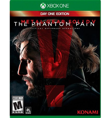 Metal Gear Solid V: The Phantom Pain - Xbox One