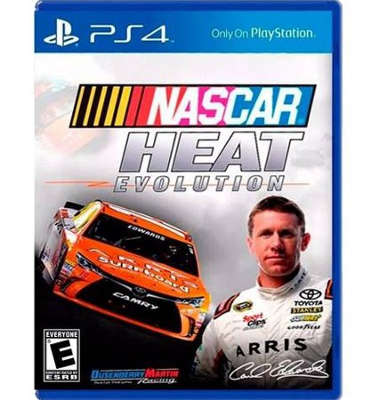 NASCAR Heat Evolution - PlayStation 4