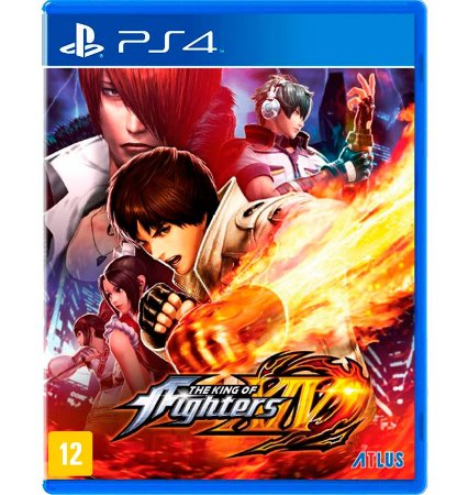 The King of Fighters XIV- PlayStation 4