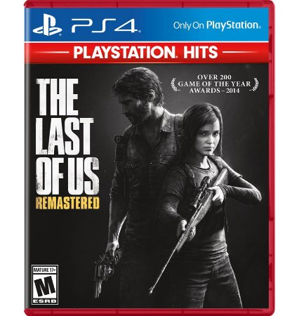 The Last of Us Playstation Hits - PlayStation 4
