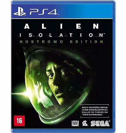 Alien Isolation Nostromo Edition - PlayStation 4
