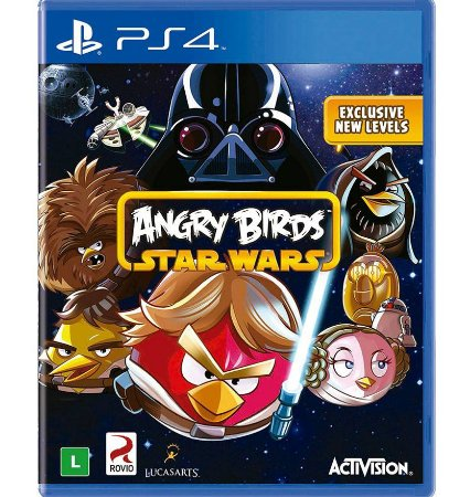 Angry Birds Star Wars - PlayStation 4