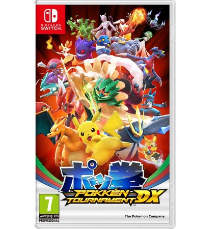 Pokemon Tournament DX - Nintendo Switch