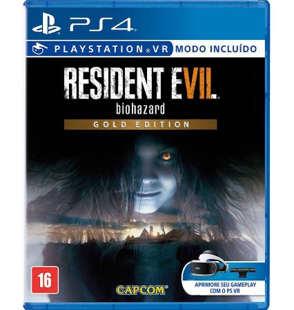 Resident Evil 7 - Gold Edition - PlayStation 4