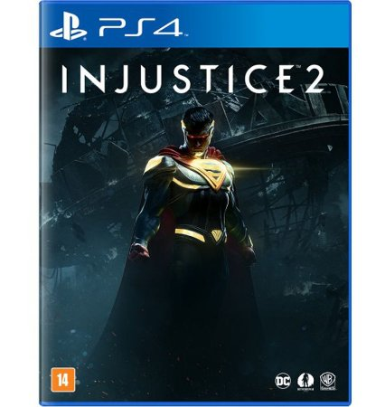 Injustice 2 Hits - Playstation 4