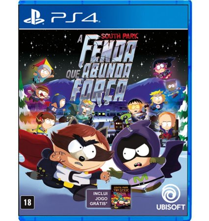 South Park - A Fenda que Abunda Força - PlayStation 4