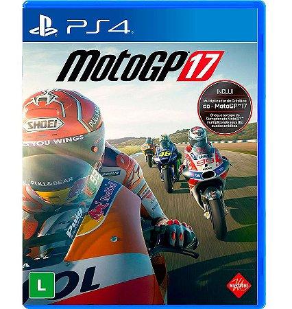 Moto GP 17 - PlayStation 4