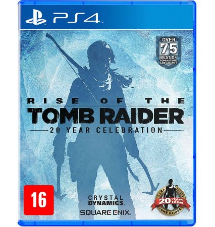 Rise of the Tomb Raider - PlayStation 4