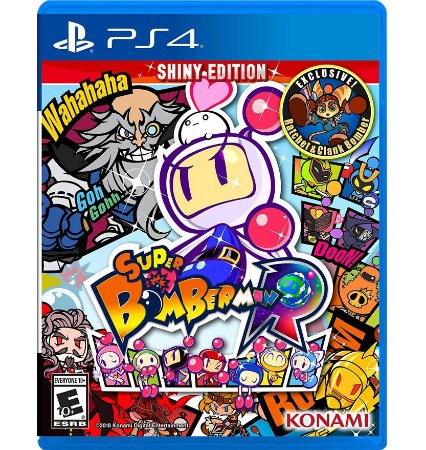 Super Bomberman R - PlayStation 4