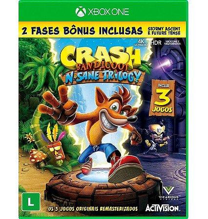 Crash Bandicoot: N'Sane Trilogy - Xbox One