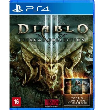 Diablo 3: Eternal Collection - PlayStation 4