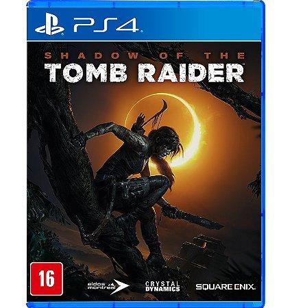 Shadow Of The Tomb Raider (Totalmente em Português)  - PlayStation 4