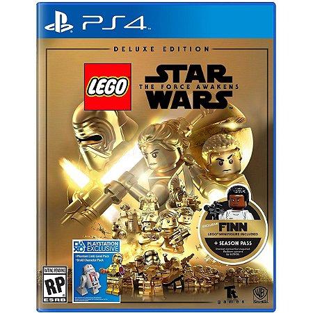 LEGO Star Wars: O Despertar da Força - Deluxe Edition - PlayStation 4