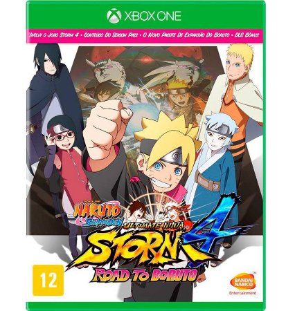Naruto Shippuden Ultimate Ninja Storm 4: Road to Boruto - Xbox One