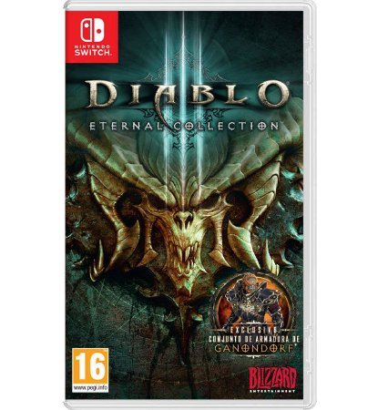 Diablo 3: Eternal Collecion - Nintendo Switch
