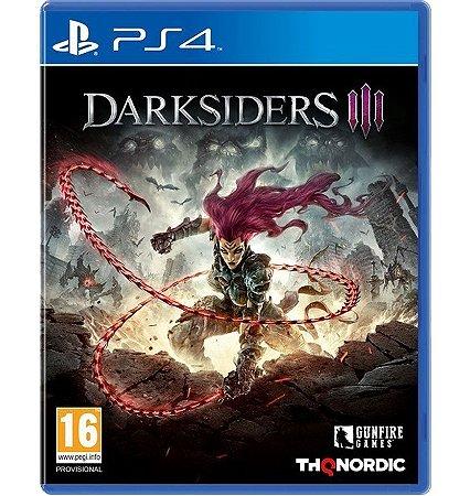 Darksiders 3 -PlayStation 4