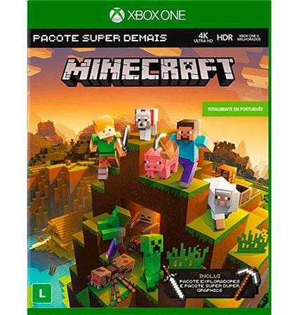 Minecraft: Pacote Super Demais - Xbox One