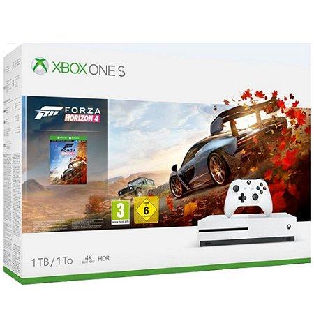 Xbox One S 1tb Bundle Forza Horizon 4