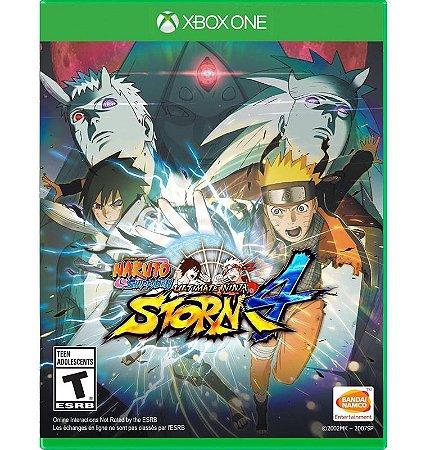 Naruto Shippuden - Ultimate Ninja Storm 4 - XboxOne