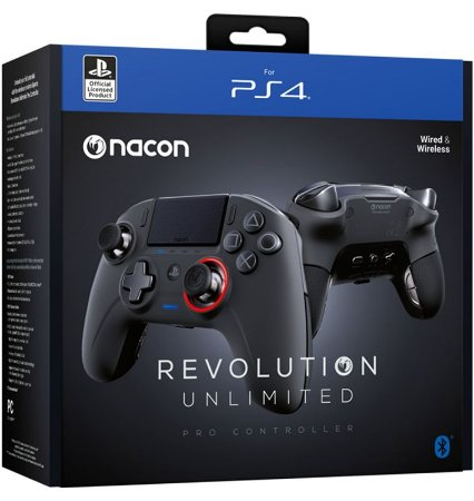 Nacon Revolution Unlimited Pro Controller - PlayStation 4