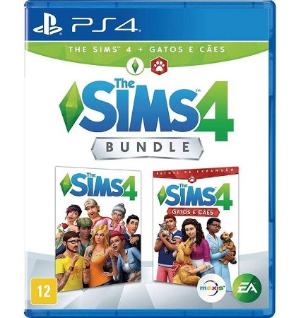 The Sims 4 BUNDLE - PlayStation 4