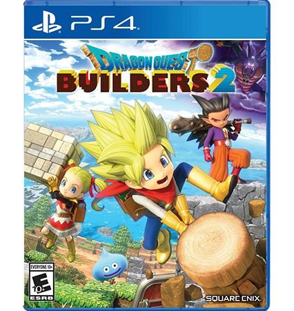 Dragon Quest Builders 2 - PlayStation 4