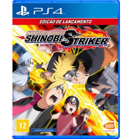 Naruto to Boruto Shinobi Striker - PlayStation